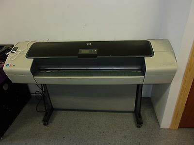 Good Hp Designjet T1100Ps Wide Format Printer