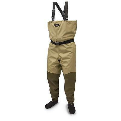 New Size Small Frogg Toggs Canyon 2 Tone Breatheable Stockingfoot Fishing Waders