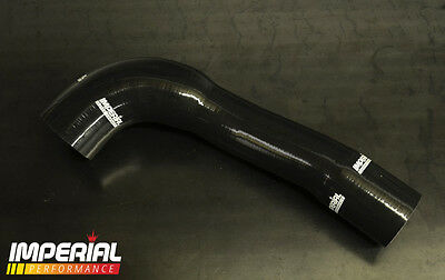 CORSA D VXR SILICONE BOOST HOSE BLACK without D/V take off IMPERIAL PERFORMANCE