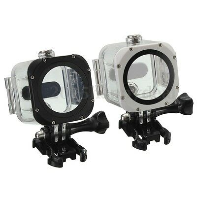 60m Underwater Waterproof Housing Case Cover For GoPro Hero 4 / 5 Session