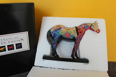Trail of Painted Ponies # 1582 'THUNDERBIRD SUITE' 1E/0194 Retired Black Box