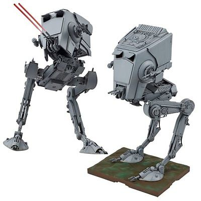 Bandai Star Wars AT-ST Walker 1/48 Scale Return of the Jedi Model Kit NEW STOCK