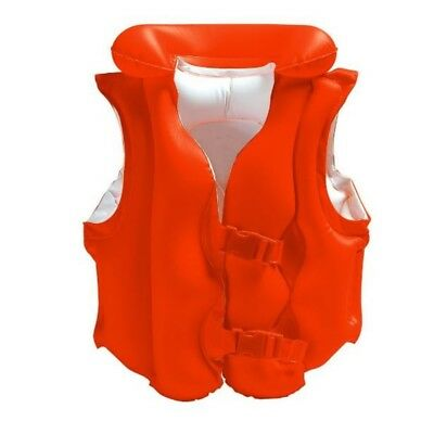 Intex Lifejacket de luxe 18-30 kg for Children from 3-6 Years Old Swim aid