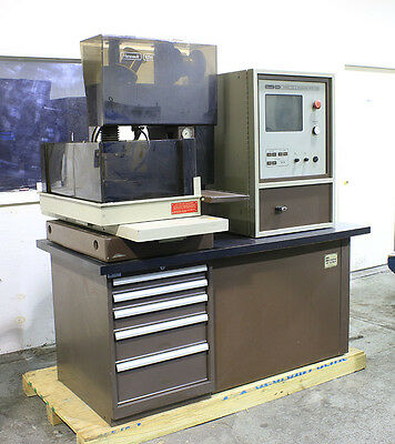 """1.5"""" Y 6.5"""" X Hansvedt DS-2 WIRE-TYPE EDM, SERVICED BY """"DON"""" OF HANSVEDT EDM, SE"""