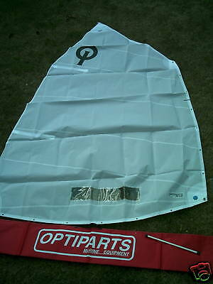 Segel f.Optimist 1059 von Optiparts Clubsegel vermessen