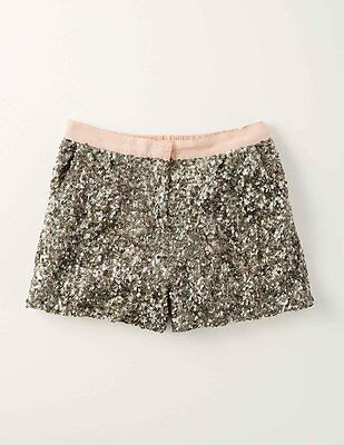 Brand New Boden Sequin Shorts Age 13 - Stunning item