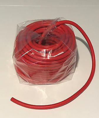 Resistance Exercise Tubing Red Medium  Natural Rubber Rehabilitation Theraband