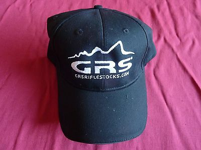 GRS RIFLE STOCKS BALL CAP  - ONE SIZE FITS MOST( 58cm)  - HUNTING