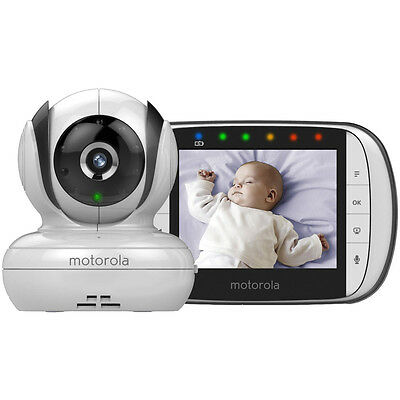 Motorola MBP36S Digital Video Baby Monitor - Warehouse Clearance