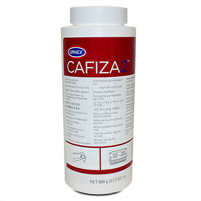Urnex CAFIZA2® Espresso Coffee Machine Equipment Cleaning Powder - 900G TUB