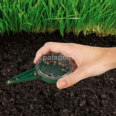Useful Small Seed Sower Planter Gardening Supplies Hand Held Flower Plant Seeder
