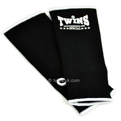 Twins Special Muay Thai Ankle Supports Black Green Blue Red