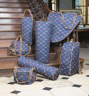Shires Horse Print Luggage