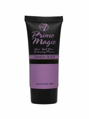 W7 Prime Magic Anti - Dull Skin Balancing Primer 30 ml  New