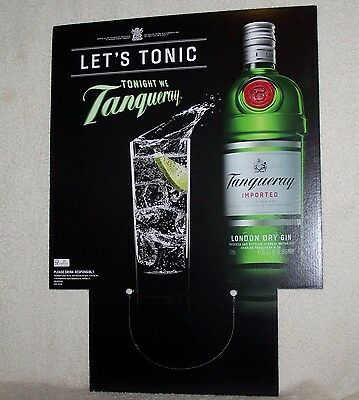 NOS Tanqueray  Tonic Advertising Displays (4 total)
