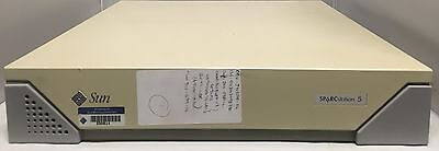 Sun MicroSystems SPARC station 5 170Mz, 32mb RAM, 4GB disk, S5-170