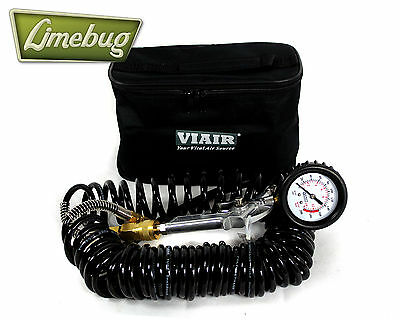 Viair Mechanical Tyre Inflation Kit w/Deluxe Carry Bag (200PSI) Air Ride Airlift