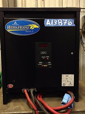 48 Volt Battery Charger - Used, Tested, & Excellent Condition - 3 Phase