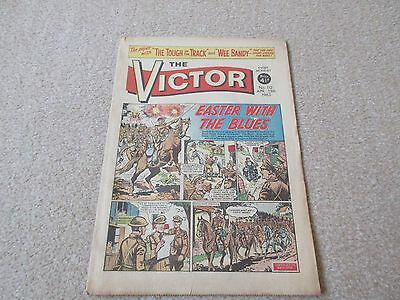 THE VICTOR COMIC,  No 112- April 13th 1963- 'Easter with the Blues'