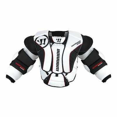 Warrior Swagger Goalie Chest/Arm Pads
