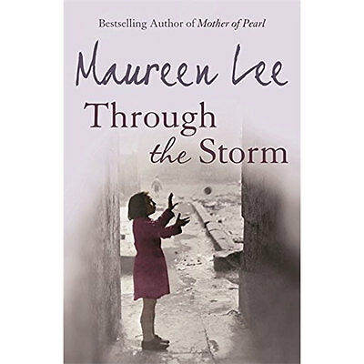 Through The Storm by Maureen Lee (Paperback), Fiction Books, Brand New
