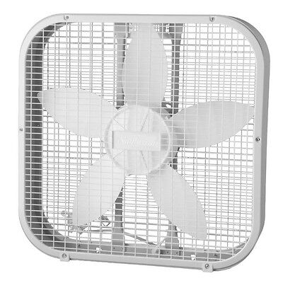 "Sunbeam 20"" Box Fan"