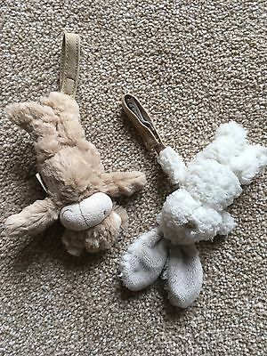 Mamas And Papas Once Upon A Time Pop The Rabbit And Pudding The Monkey Toys