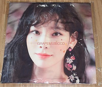 TAEYEON SNSD MY VOICE DELUXE EDITION SMTOWN COEX Artium SUM GOODS CUSHION COVER