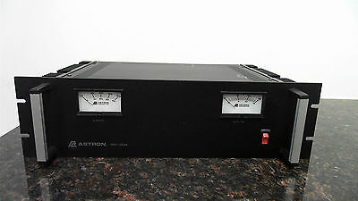 Astron Rack Mounted Linear Power Supply / Supplies - RM-35M