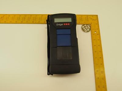 Drager CMS P/N 6405250 Permissible Gas Analyzer