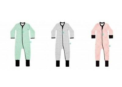 ergoLayers Sleep Wear 1 Tog 3 Colours 0 mths to 2yrs (5 sizes)