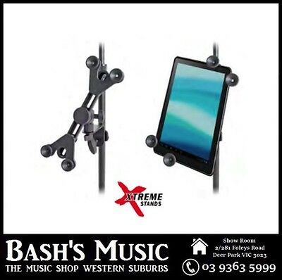 Xtreme Universal Tablet Holder iPad For Microphone Stands AP24