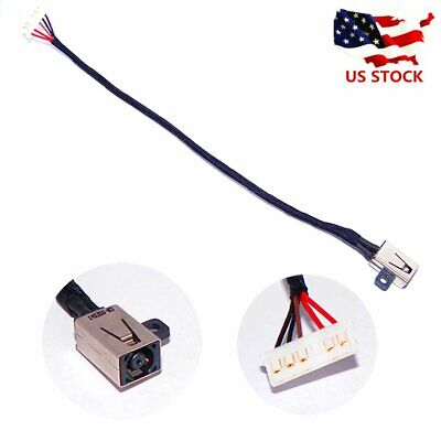 DELL Inspiron 14 3451 3452 3458 3459 DC POWER JACK HARNESS PLUG IN CABLE
