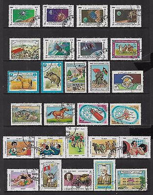 AFGHANISTAN - mixed collection