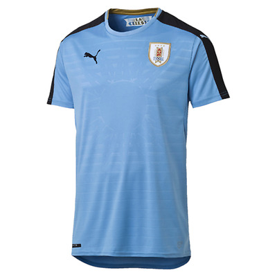 New Puma 2016/2017 Uruguay Home Shirt