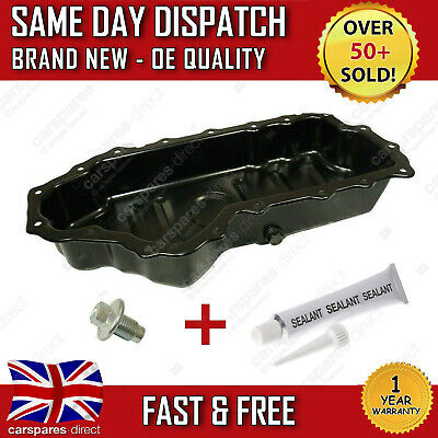 FORD TOURNEO CONNECT / TRANSIT (TC7) 1.8 TDCi  OIL SUMP PAN & SEALANT 02>13