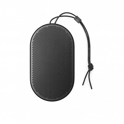 B&O Play by Bang and Olufsen BeoPlay Portable Bluetooth P2 Speaker  - Black