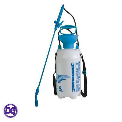 5L Auto Pressure Sprayer for Weed Control and Plant Feed in the Garden