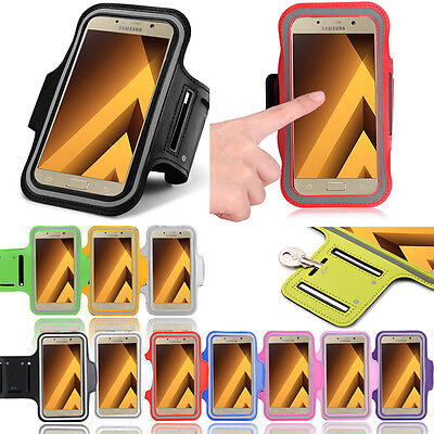 Gym Sports Armband Running Jogging Exercise Case for Samsung Galaxy A5 (2017)
