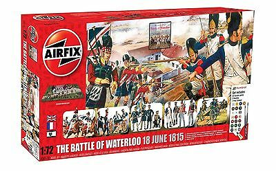 Airfix Battle of Waterloo 1815-2015 Diorama Gift Set - 1:72 Scale Plastic Kit A5