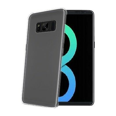Celly TPU Cover Galaxy S8 Transparent GELSKIN690