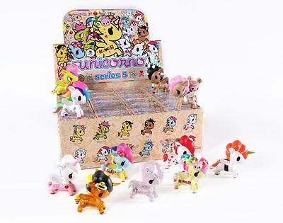 Tokidoki UNICORNO Series 5 Vinyl Art Toy/Unicorn Figurine - Choose your Own