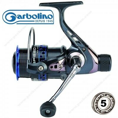 Moulinet Anglaise Speed Match 305 Rdm Garbolino