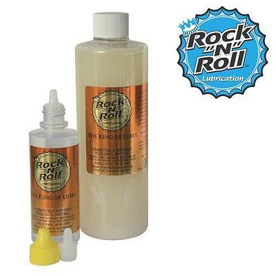 GOLD Rock N Roll Premium Bicycle 16oz Bike Lube Oil Lubricant Rock N Roll