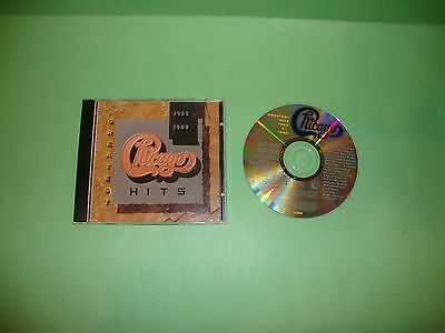 Greatest Hits 1982 - 1989 by Chicago (CD, 1989, Reprise)