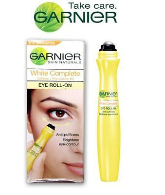 Garnier Under Eye Roll On - Caffeine + Lemon - Anti Dark Circles - 15ml