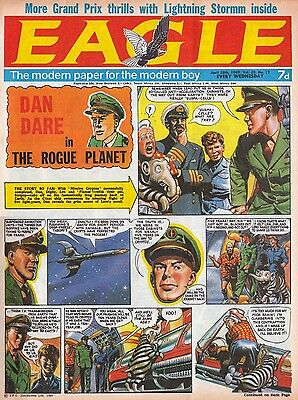 My 1950's/60's EAGLE COMIC COLLECTION 523 ISSUES, 23 ANNUALS & MORE disc dvd cd