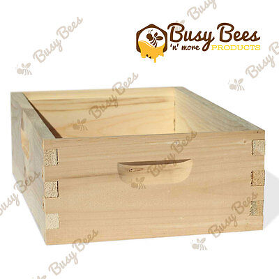 Langstroth Bee Hive 8 Frame Medium Box (No Frames Included)