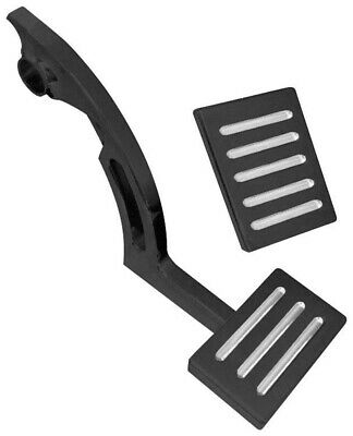 ModQuad RZR-GB-1K-BLK Black Billet Gas & Brake Pedal Assembly RZR XP 1000/Turbo