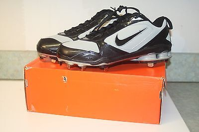 timeless design 9b947 d9582 ... Mens Size 12 Nike Shox Fuse 2 Baseball Cleats   new In Box   ...